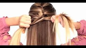 easy to do hairstyles on yourself youtube