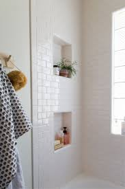25 best bathroom niche ideas on pinterest joanna gaines love the way these little niches have been added to the design in this bathroom