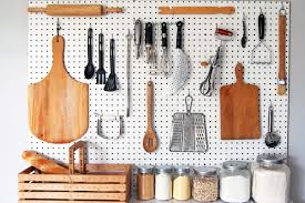 Kitchen Pegboard Ideas 19 Hanging Storage Hacks To Get Your Home Super Organized