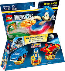 lego dimensions black friday 2016 on amazon amazon com sonic the hedgehog level pack lego dimensions not