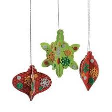 snowman ornament craft kit craft kits