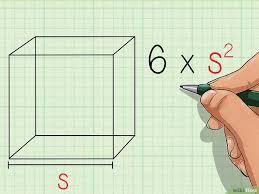 oberfläche eines würfels die oberfläche eines würfels berechnen wikihow
