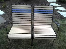 Vinyl Straps For Patio Chairs Helen Raines From Maryland Used Our 1 5 Precut Vinyl Straps On
