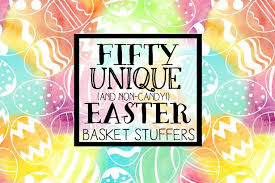 easter stuffers peep this 50 unique non candy easter basket stuffers c makery