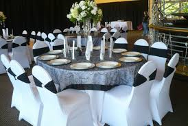 black chair covers platinum designs chair covers specialty linens chair bands