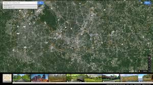 Raleigh Greenway Map Raleigh North Carolina Map