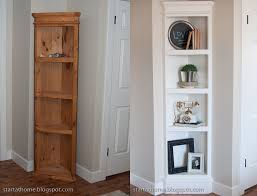How To Make Bookcases Look Built In Home Design Ideas Billy Bookcase Built In Fireplace Look With