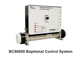 baptismal heaters hydroquip 5 5 kw baptistry heating system bcs6000