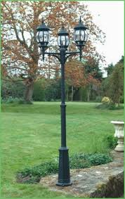 Yard Light Fixtures Lighting Outdoor Post Light Fixture Gallery Front Yard