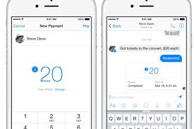 facebook messenger adds peer to peer payments feature recode