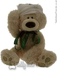 get well soon teddy get well soon gund teddy friends