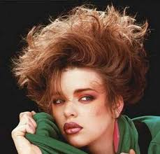 hair styles for wome in their 80s women playing with the more avant garde in their hairstyles wore