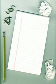 blank paper to write on writing the ifsp for your child center for parent information