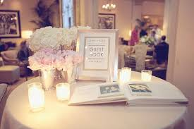 guest sign in ideas guest book table decor www napma net