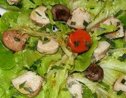 cuisiner un lapin de garenne salade verte au lapin de garenne