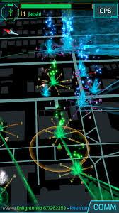 Ingress World Map by Playing Ingress Technology Based Non Video Game U2013 Shivani