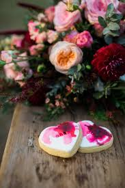 Halloween Wedding Favor Ideas by Best 25 Heart Cookie Wedding Favours Ideas Only On Pinterest