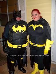 Batgirl Halloween Costume Caped Crusader Batman Batgirl Couple Halloween Costumes