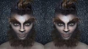 Halloween Werewolf Makeup Napoleon Perdis Makeup Tutorial Halloween Werewolf Youtube