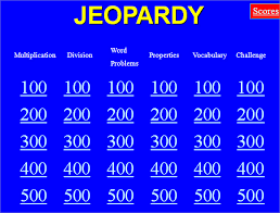 Jeopardy Ppt Template With Sound Jeopardy Powerpoint With Sound Sle Ppt Templates