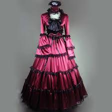 classic victorian dresses vintage gothic jsk halloween