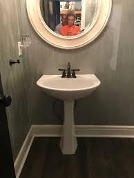 convert pedestal sink to vanity how to make an old dresser into a vanity cabinet jennifer allwood