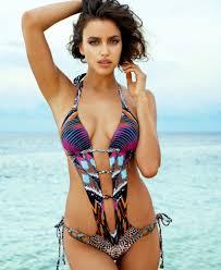 skimpy swimwear for 2014 irina shayk flaunts skimpy swimwear from the beach bunny 2014