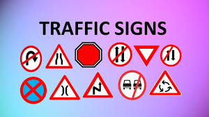 learn traffic signs road signs with meanings for kids and all