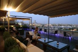 Top Rooftop Bars In London The Best Rooftop Bars In Barcelona Condé Nast Traveller
