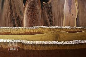 slab wood solid wood slab dining tables jeffrey greene design studio
