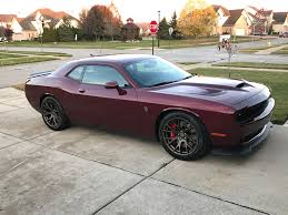 hellcat challenger 2017 engine 2017 dodge challenger srt hellcat in octane red cars pinterest