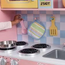 Kidkraft Urban Espresso Kitchen - pastel kitchen
