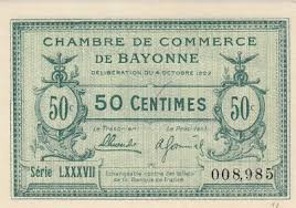 chambre de commerce de beauvais chambre de commerce and local emergency banknotes from