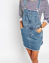 best 25 dungaree dress ideas on pinterest overall dress denim