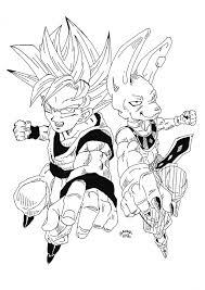 dragon ball battle gods drawings hd wallpaper gallery