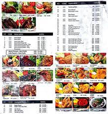 merak hijau ayam penyet joko solo merak jingga menu medan crazfood