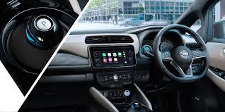 nissan leaf 2017 interior new nissan leaf 2018 electric car hatchback nissan