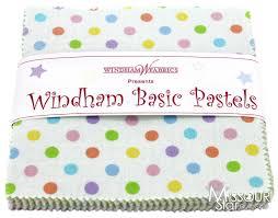 windham basic pastels charm pack windham fabrics windham