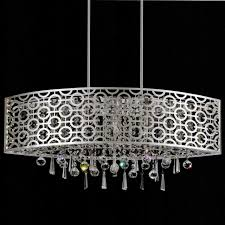Drum Shade Chandelier Lighting Brizzo Lighting Stores 30