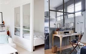 cloison pour separer une chambre 6 idées pour diviser un studio joli place