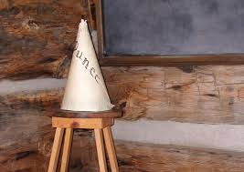 How To Make A Dunce Cap Out Of Paper - the dunce cap wasn t always so stupid atlas obscura