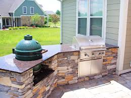 Backyard Hibachi Grill How Much Does An Outdoor Kitchen Cost Angie U0027s List
