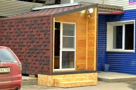tiny house heated by bitcoin mining at a profit curbed