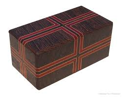 Free Wood Puzzle Box Plans by The Official Website For Stickman Puzzleboxes