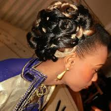 coiffure mariage africaine page 1358256729 jpg 403 403 deco pour mon mariage