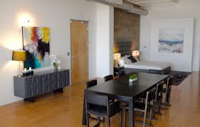 Original Wood Floors Loft With High Ceilings Original Wood Floors In Historic Building