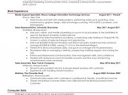 exles of college student resumes fascinating sle resumes for college students school