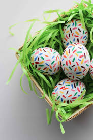 Mini Easter Eggs Decorations by 42 Cool Easter Egg Decorating Ideas Creative Designs For Easter Eggs
