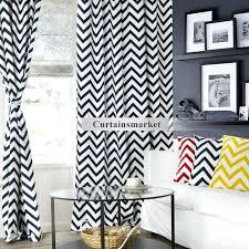 Chevron Pattern Curtains Black And White Chevron Curtains Uk Gopelling Net
