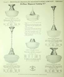 twentyfour hour shipment catalog s 7 beardslee chandelier mfg